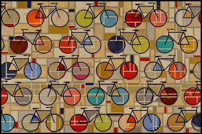 Michael Babyak, 'Bicycles', 2017