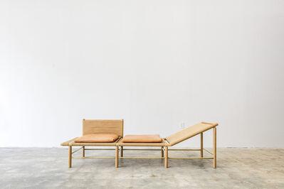 Jonathan Gonzalez, 'Chaise Lounge Chair', 2015