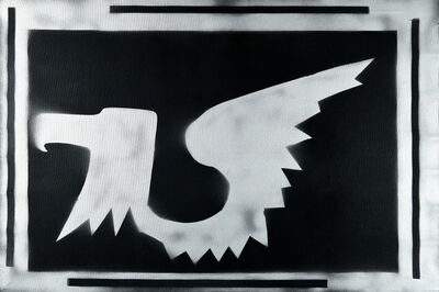 Franco Angeli, 'Senza Titolo', '70