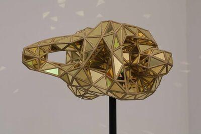 Okada Hiroko, 'Engaged Body: Mirror ball - body', 2019