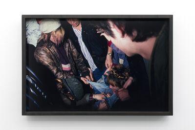 Robin Graubard, 'kim + manon mosh pit (CBGDs, NY)', 1985/2005