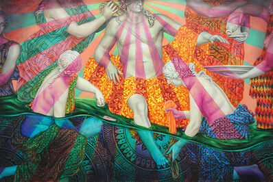 Beau Stanton, 'Apollo Attended By Nymphs', 2015