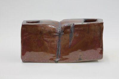 Hadrian Mendoza, 'Box Vase', 2015