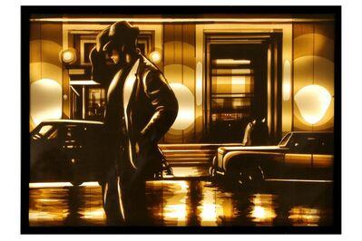 Max Zorn, 'Untitled (Street Lights)'