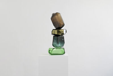 Arik Levy, 'MicroRockFormation Glass 67', 2020