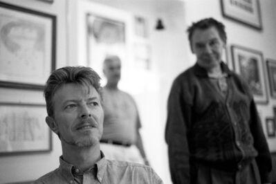 Christine de Grancy, 'Bowie in Gugging #07', 1994-2017