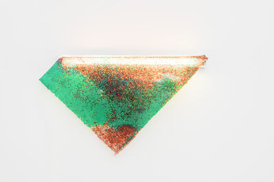 Kueng Caputo, 'Particle Wall Lamp - Orange Green Red', 2018