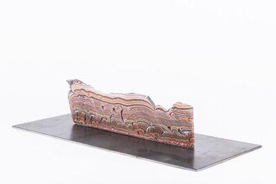 Bernardo Montoya, ' Roca líquida #0002,Conquista del planeta purgatorio, muestra tomada in situ en la expedición YKW-00001 ,2222 Instituto Arte y Maravillas, 2019 ', ca. 2019