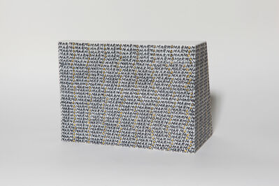 Greta Schödl, 'Marmo bianco [White marble]', 2020