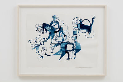 Brian Jungen, 'Used Kitties', 2021