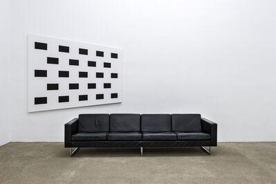 John M. Armleder, 'Cubus (FS)', 2016