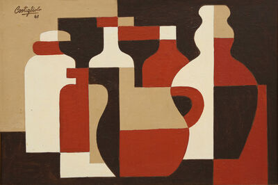 José Pedro Costigliolo, 'Abstraccion', 1948