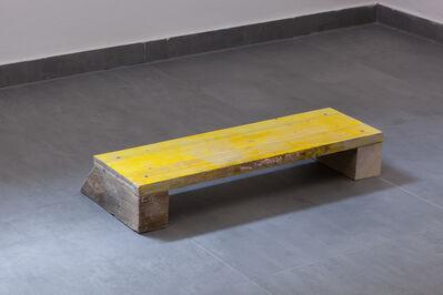 Johanna Charlotte Trede, 'Gegenstand zur einfachen Erhöhung I', 2021