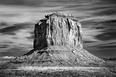 Mitch Dobrowner, 'Merrick Butte', ca. 2008