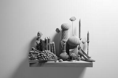 Hans Op de Beeck, 'Still Life (wall piece) (10)', 2019