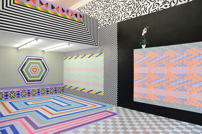 Dominique Pétrin, 'Installation View at Neon Gallery', 2015