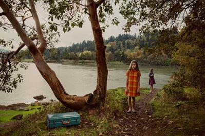 Holly Andres, 'Drift: Elk Rock Island', 2015