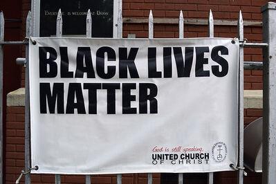 Victorio Milian, 'Black Lives Matter', NA