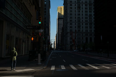 Chervine, 'NY April 2020', 2020