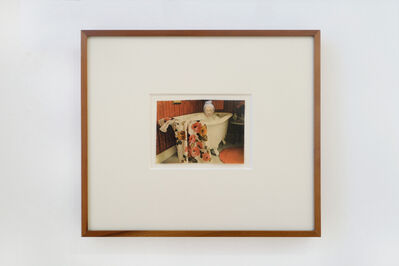 May Wilson, 'Ridiculous Portrait (Bathtub)', 1965-1972