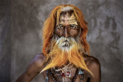 Steve McCurry, 'Rabari Tribal Elder, India', 2010