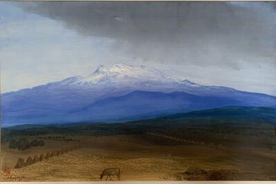 Luis Nishizawa, 'Iztlaccihuatls', 1998