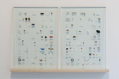 Julia Llerena, 'El Impuso del Archivo III', 2017