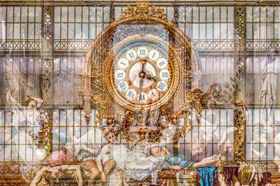 Nicolas Ruel, 'Horloge de la gare (Paris, France)', 2018