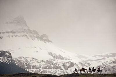Jimmy Nelson, 'III 193Parque National Los Glaciares, Cerro Pietrobelli, Patagonia Argentina - Gauchos, Argentina', 2010
