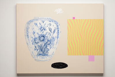 Timothy van Laar, 'Delft Vase', 2015