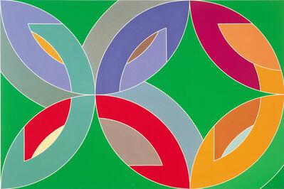 Frank Stella, 'Lac Laronge III', 1969