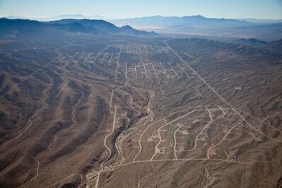 Alex Maclean, 'DESERT OVERLAY, KINGMAN NORTH, ARIZONA, USA, 2009', 2009