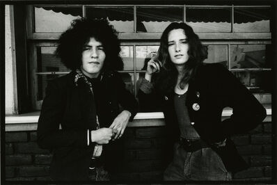 Anthony Friedkin, 'Jim and Mundo, Montebello, East Los Angeles', 1972
