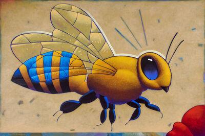 Ray-Mel Cornelius, 'Bee in Flight', 2019