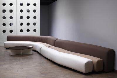Pierre Paulin (1927-2009), 'Amphys couch', 1960