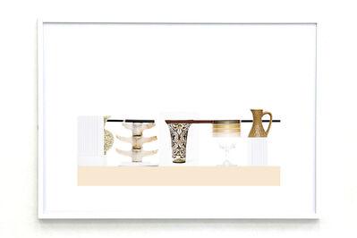 Harald Popp, 'Untitled, Scan IV', 2014