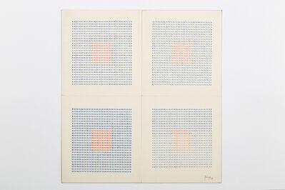Tomaso Binga, 'Typecode (Tav. 10)', 1978