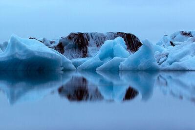 Stephen King 金昌民, 'Blue Ice 藍冰', 2013