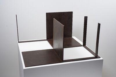 César Paternosto, 'Virtual Cube', 2008