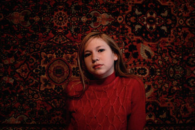Donald Weber, 'Nastya, 16, but probably younger (Natasha)', 2007