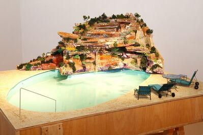 David Kramer, 'Midnight Swim: The Grotto', 2010