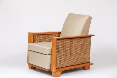 Maxime Old, 'Pair of Armchairs 'Marhaba'', ca. 1952