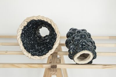 Jeanne Hoffman, '(L): Untitled 10 | (R): Untitled 11', 2018
