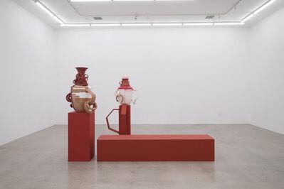 Nicole Cherubini, 'F', 2017
