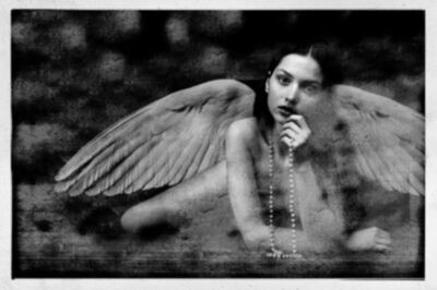 Giovanni Gastel, 'Fallen Angel', 2015