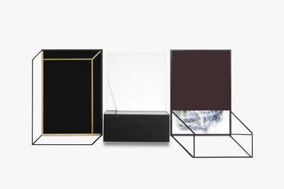 Matthias Bitzer, 'Untitled (Boxes)', 2014