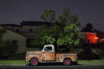 Gerd Ludwig, 'Sleeping Car, Oakwood Avenue', 2012