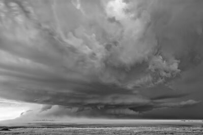 Mitch Dobrowner, 'Squall-Windstorm', 2014