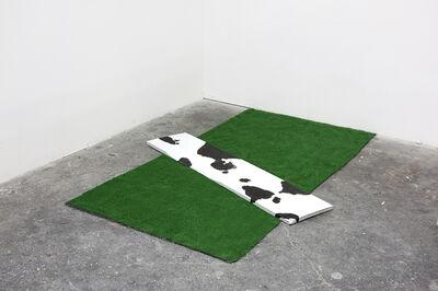 Oscar Figueroa, 'Cow in a Landscape', 2013