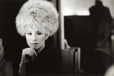 Lawrence Schiller, 'Untitled (Barbra Streisand)', 1969